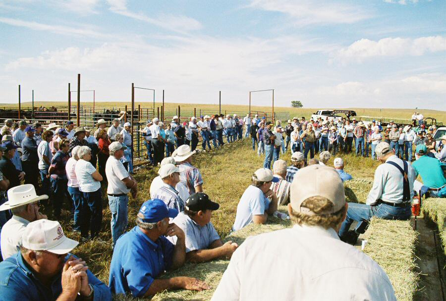 Hosting Wabaunsee County Ranch Tour