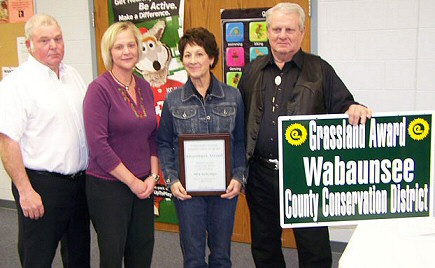 2010 Grasslands Conservation Award